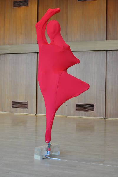 Dance art figure